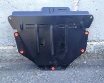Защита картера Хонда СРВ 4 (защита двигателя Honda CR-V 4)