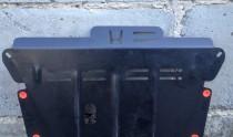 Защита картера Хонда СРВ 4 кольчуга (защита двигателя Honda CR-V