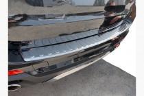 Хром накладка на задний бампер BMW X5 F15