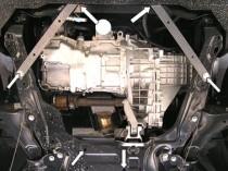 Защита поддона Ford S-Max (защита мотора Форд S-Мах)
