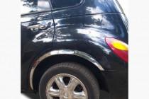 Хром накладки на арки Chrysler PT-Cruiser