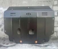 Защита двигателя Киа Форте и коробки передач