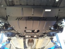 Защита двигателя Форд Мондео 4 (защита картера Ford Mondeo 4)