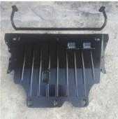 Защита двигателя Skoda Karoq радиатора и КПП