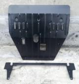 Защита двигателя SsangYong Tivoli XLV радиатора и КПП