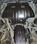 Защита двигателя Subaru Impreza 4 и радиатора