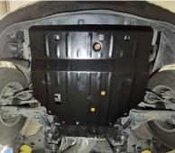 Защита двигателя Dodge Grand Caravan 5 радиатора и КПП
