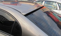 Спойлер на стекло Хонда Цивик 4Д (спойлер на заднее стекло Honda Civic 4D)