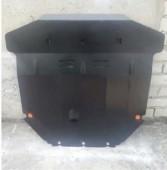 Защита двигателя Morris Garages 350 (защита картера МГ 350)