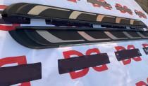 Боковые пороги для Audi Q7 4M оригинальные