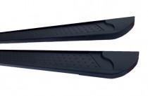 Силовые пороги BMW X5 E70 стиль Allmond
