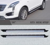 Подножки на Cadillac XT5 оригинальный комплект