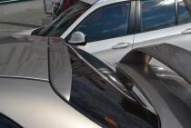 Тюнинг Дэу Ланос установка заднего спойлера-бленды на стекло