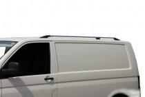 Багажник на крышу VW Transporter T6 концевики пластик