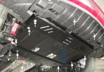 Защита двигателя Хендай i30 2 (защита картера Hyundai i30 2)