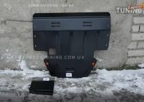 Защита двигателя Хендай i10 1 (защита картера Hyundai i10 1)