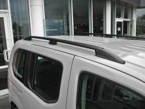 Рейлинги на крышу Toyota ProAce 2 черные