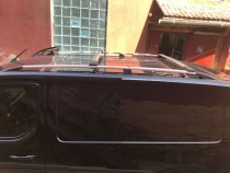 Рейлинги на крышу Toyota Proace оригинал фото