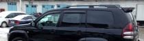 Рейлинги на Toyota Prado 120 оригинал дизайн