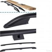 Дуги на крышу Peugeot Traveller черные