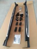 Оригинальные пороги Ford Kuga 2 дизайн ОЕМ