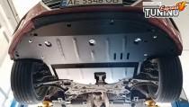 Защита двигателя Hyundai Elantra 6 AD радиатора и КПП