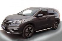 Пороги Honda CR-V 5 дизайн Fullmond