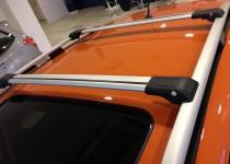 Перемычки на рейлинги Nissan Terrano 4