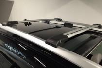 Поперечные дуги на крышу Nissan Juke