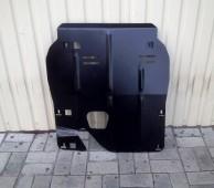 Защита двигателя Опель Инсигния 1 (защита картера Opel Insignia 1)
