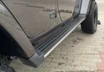 Оригинальные пороги Jeep Wrangler полный комплект