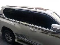 Рейлинги на крышу Lexus GX460