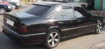 Тюнинг спойлер Мерседес W124 (задний аэродинамический спойлер)