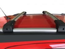 Поперечные дуги на крышу Kia Sportage 3 фото