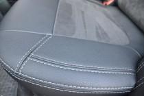 Автомобильные чехлы в машину Шкода Суперб 2 (Чехлы Skoda Superb