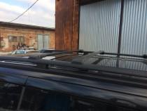 Алюминиевые рейлинги на Kia Sorento 1 поколения
