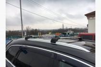Рейлинги на крышу Kia Niro фото