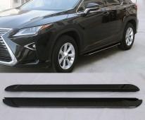 Оригинальные пороги Lexus RX 4 с 2016- года