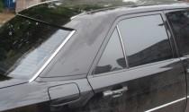 Спойлер на стекло Мерседес W124 (спойлер на заднее стекло Mercedes W124)