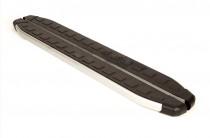 Пороги для Мазда СХ-3 дизайн Fullmond