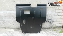 Защита двигателя Лифан Х60 (защита картера Lifan X60)