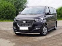 Оригинальная защита бампера Hyundai H1 2 поколения