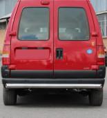Дуга заднего бампера Fiat Scudo 1 одинарная