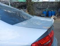 Оргинальный спойлер Audi A4 B8 седан фото