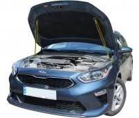 Газовый амортизатор капота Kia Ceed 3 комплект 2шт