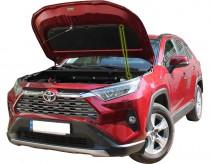 Газовый упор капота Toyota Rav 4 5 после 2018 года