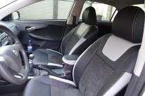 Автомобильные чехлы в салон Тойота Королла (Чехлы Toyota Corolla