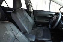чехлы в салон Тойота Королла Е170