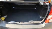 Lada Locker Коврик в багажник Renault Logan 1 седан без запаха