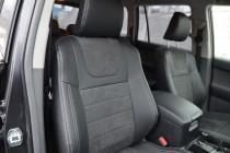 Автомобильные чехлы Тойота Прадо 150 (чехлы Toyota Prado 150)